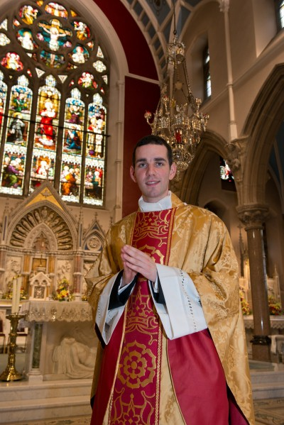 Ordination of Rev Brendan Collins