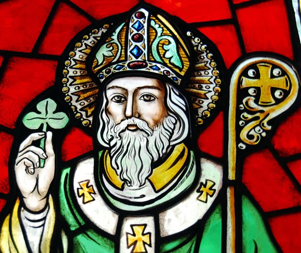 Homily for St Patrick's Day - St Patrick's Church, Pennyburn - 17th March 2017