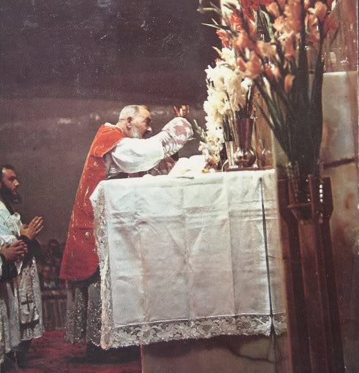Latin Mass on Easter Sunday