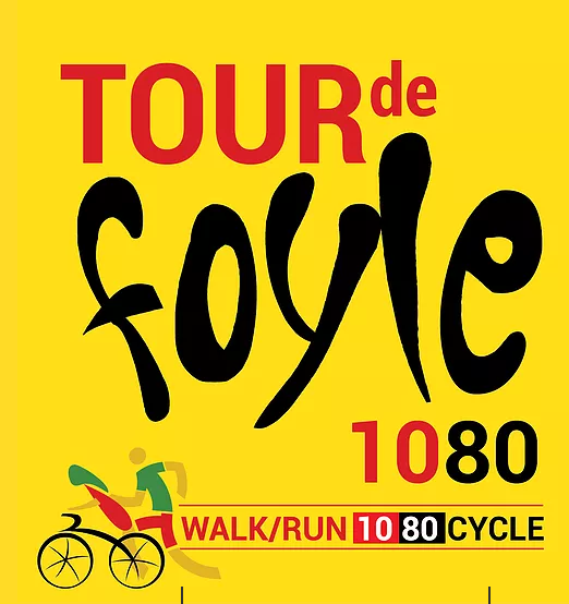 Join the City's Church leader's to walk, run or cycle the 'Tour de Foyle 2017' - Saturday 26th August - Foyle Arena