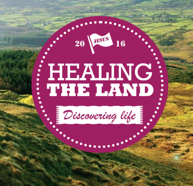 Healing the Land Prayer Event - 9th September - Nutt's Corner Market