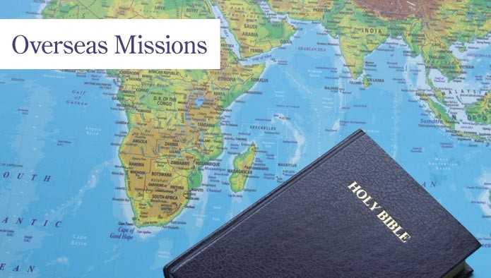 Meeting of Overseas Returned Volunteers & Lay Missionaries - 12th September 2017