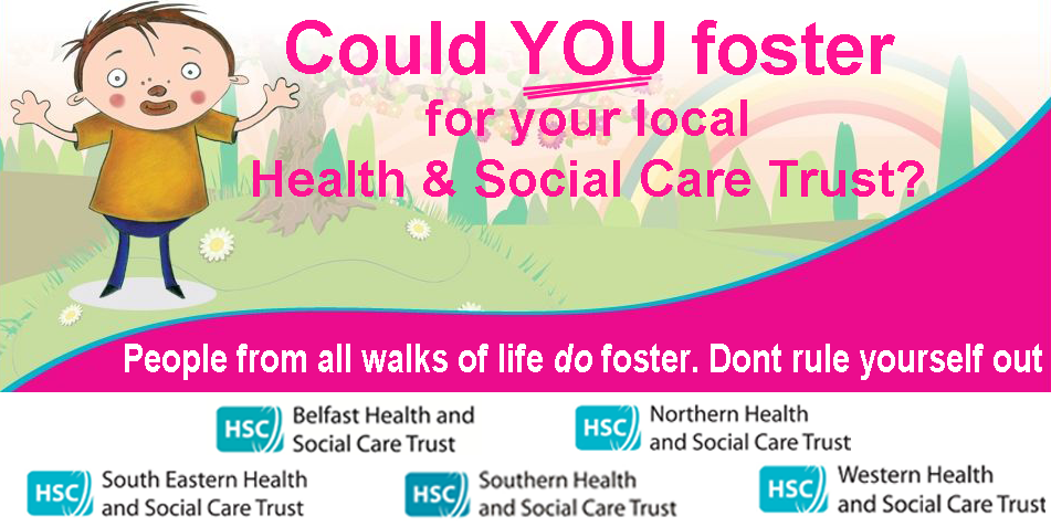 Foster Recruitment in the WHSCT Area - Information Evenings - October 2017