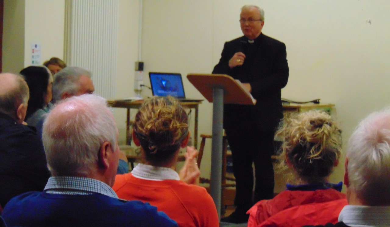 Bishop Donal's Talk at launch of Diocesan 'Laudato Si' Group
