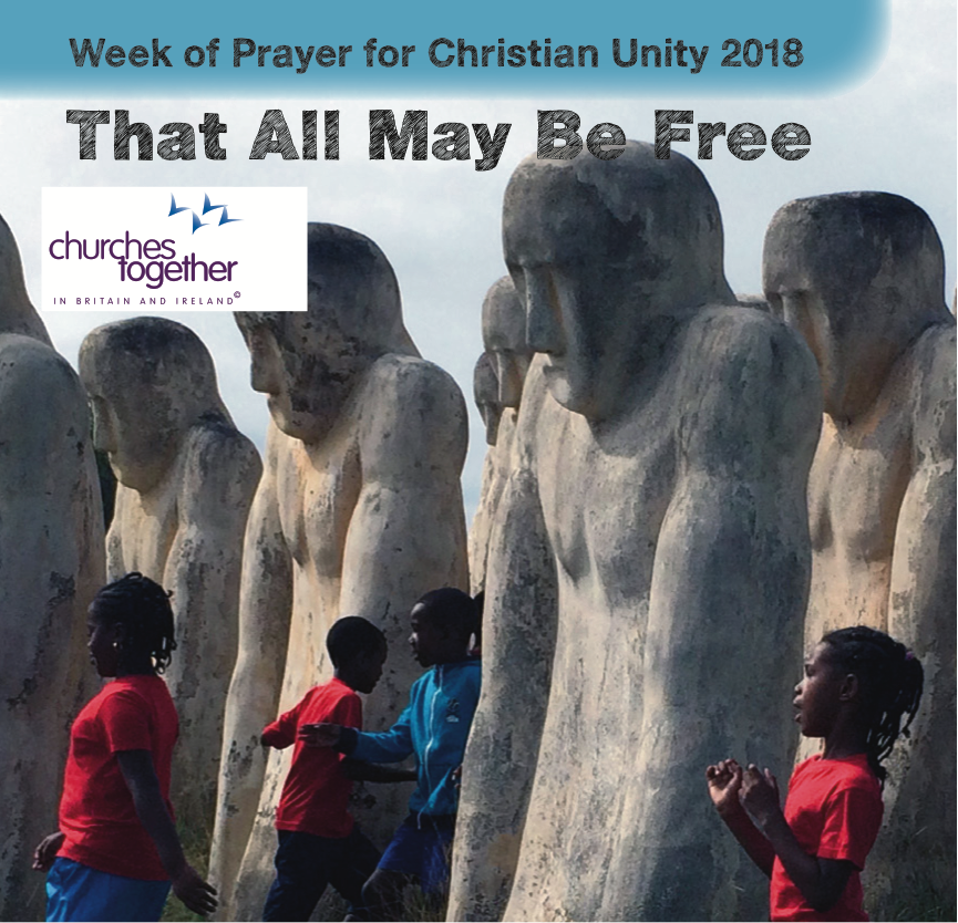 Christian Unity Week of Prayer - 18th-25th January 2018 - #wpcu2018