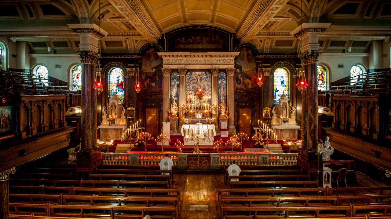 Latin Mass - Sunday 15th April- Long Tower Church - 2pm