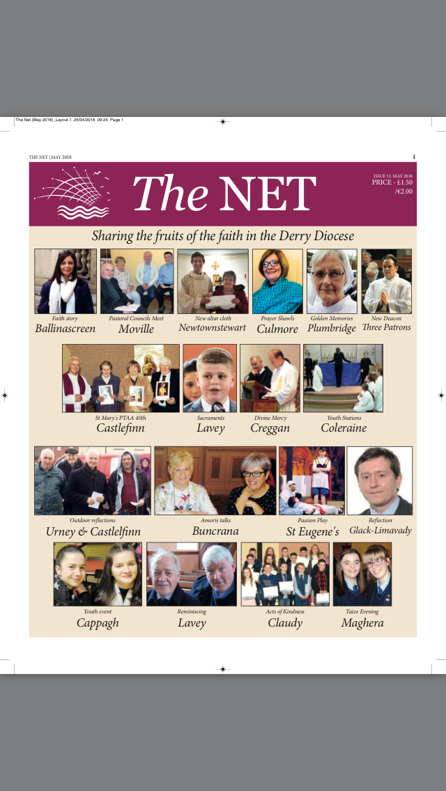 The Net - May edition of The Net is now available.