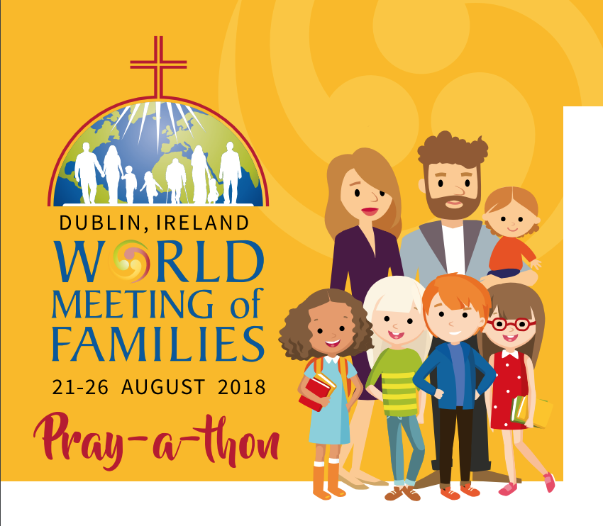Take part in 'Pray-A-Thon' for WMOF2018...