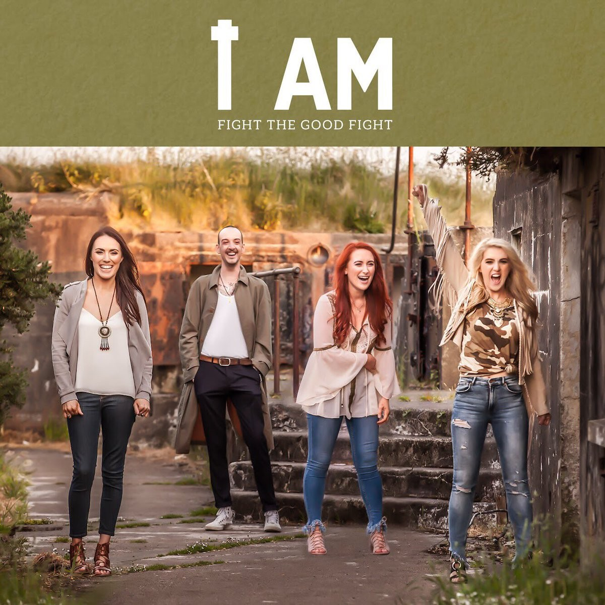 Derry's 'I Am' launch debut album - Sunday 23rd September - Millenium Forum