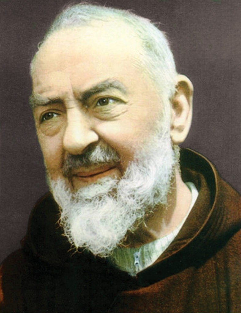 e79e064ab9d Homily - National Padre Pio Pilgrimage to Knock 2018 - Bishop Donal McKeown