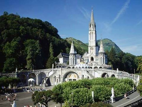 Youth Applications for Derry Diocesan Pilgrimage to Lourdes - 4th-9th July 2019