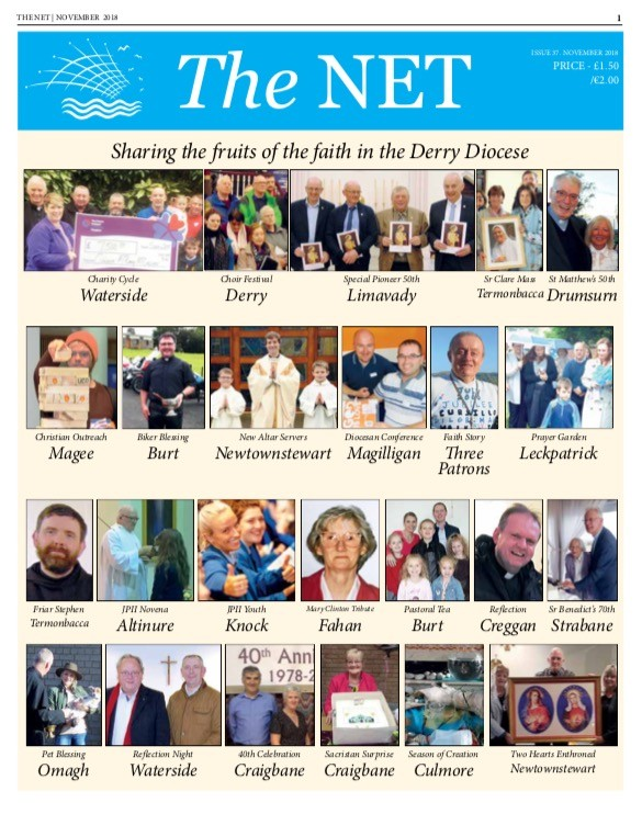 The Net - November 2018 edition now available...