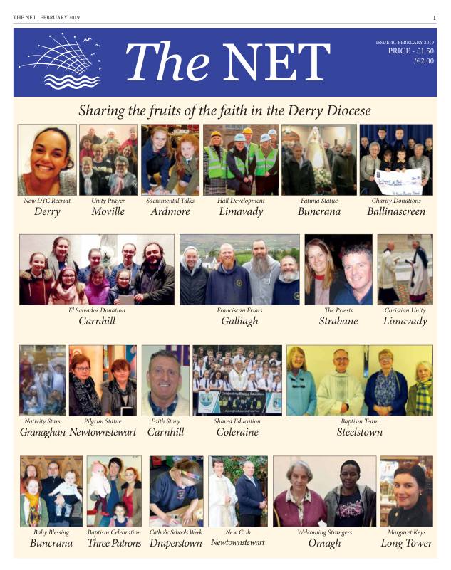 The Net - February 2019 edition now available...