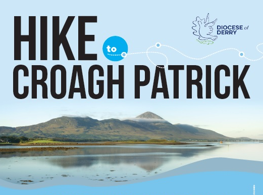 Derry Diocesan Youth Pilgrimage to Croagh Patrick