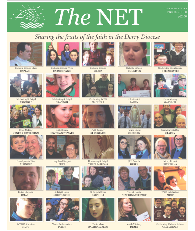 The Net - March edition now available