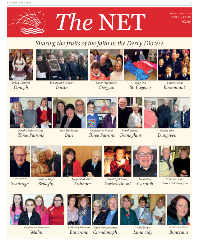 The Net - April 2019 edition out now