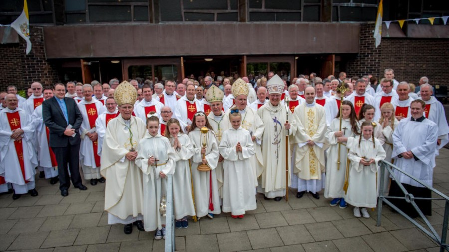 Bishop Donal McKeown: Ordination of Rev Christopher McDermott