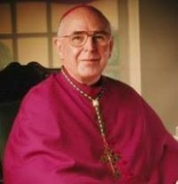 Bishop Emeritus Edward Kevin Daly RIP