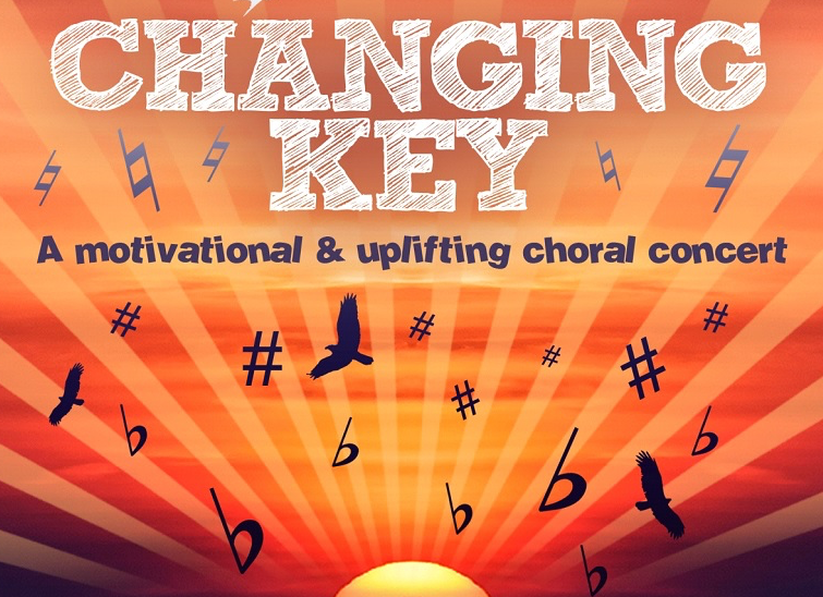 """Changing Key"" - Mental Health & Suicide Awareness Concert"