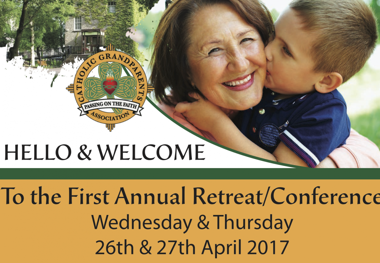 Catholic Grandparents Association 1st Annual Retreat