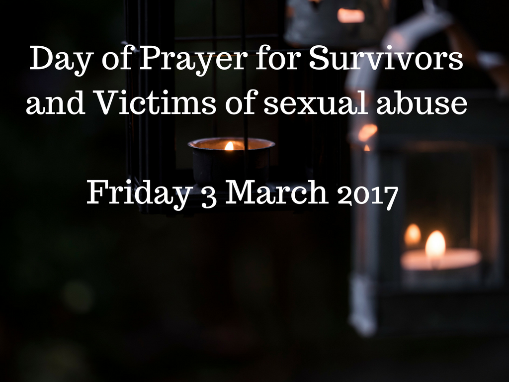 Pope Francis' Worldwide Day of Prayer for Survivors and Victims of sexual abuse
