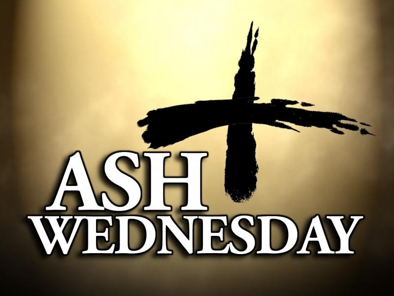 Reflection for Ash Wednesday 2017