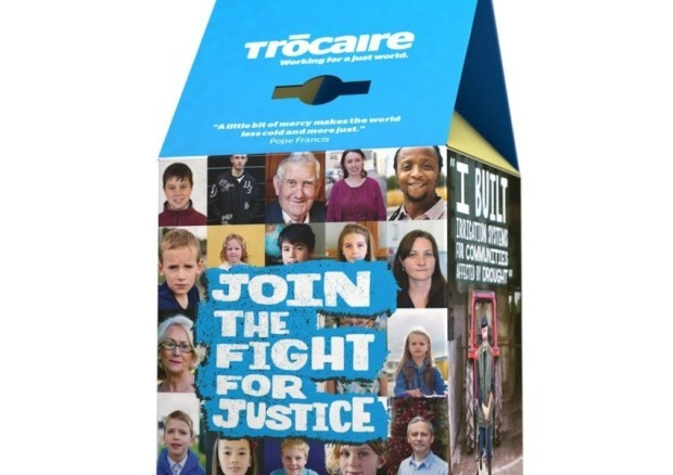 Return Trócaire Boxes so donations can be put to work ASAP
