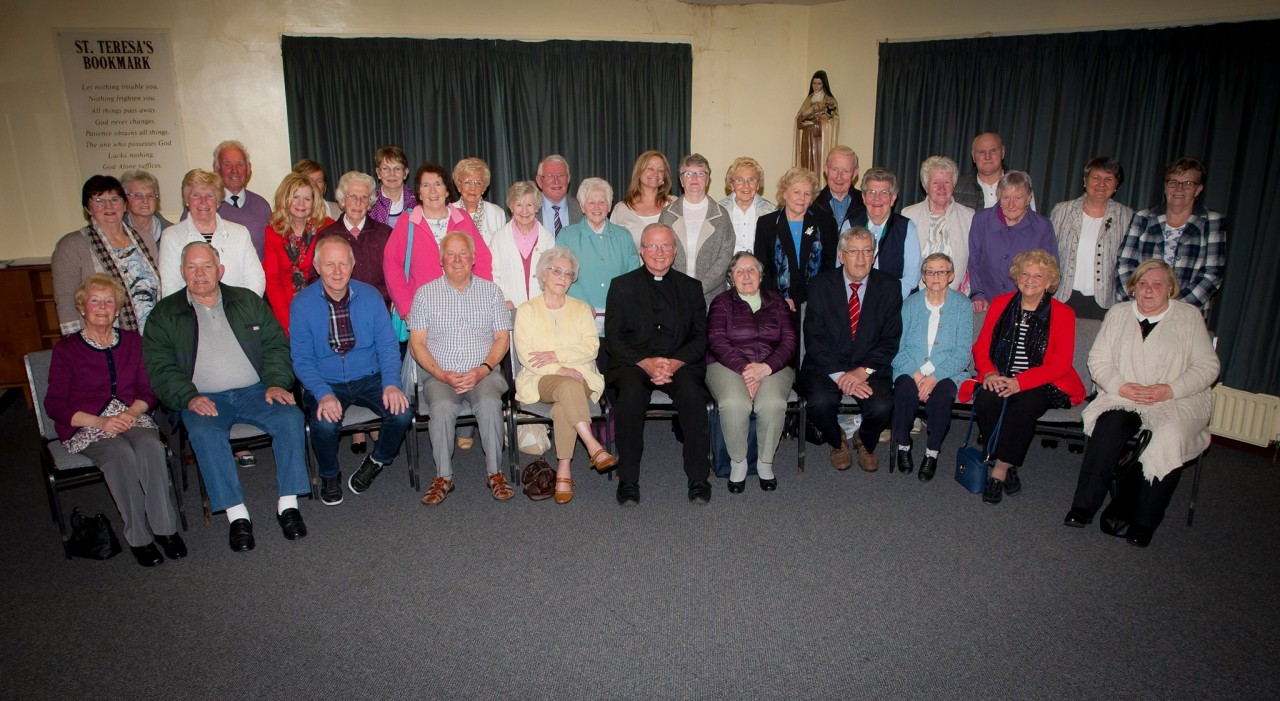 Termonbacca Rosary Group - 30 Years - Celebration Mass - Bishop Donal McKeown