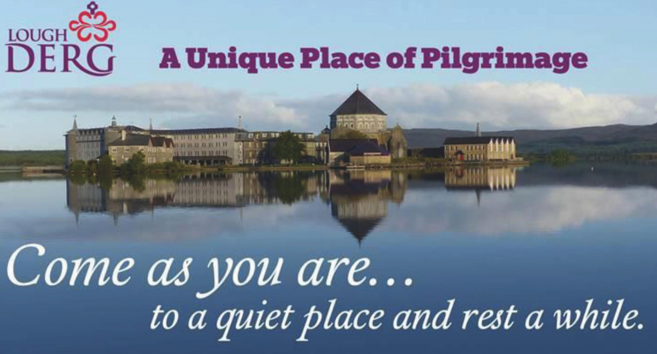 Join Bishop Donal on the Derry Diocesan Pilgrimage to Lough Derg - 23rd-25th June 2017