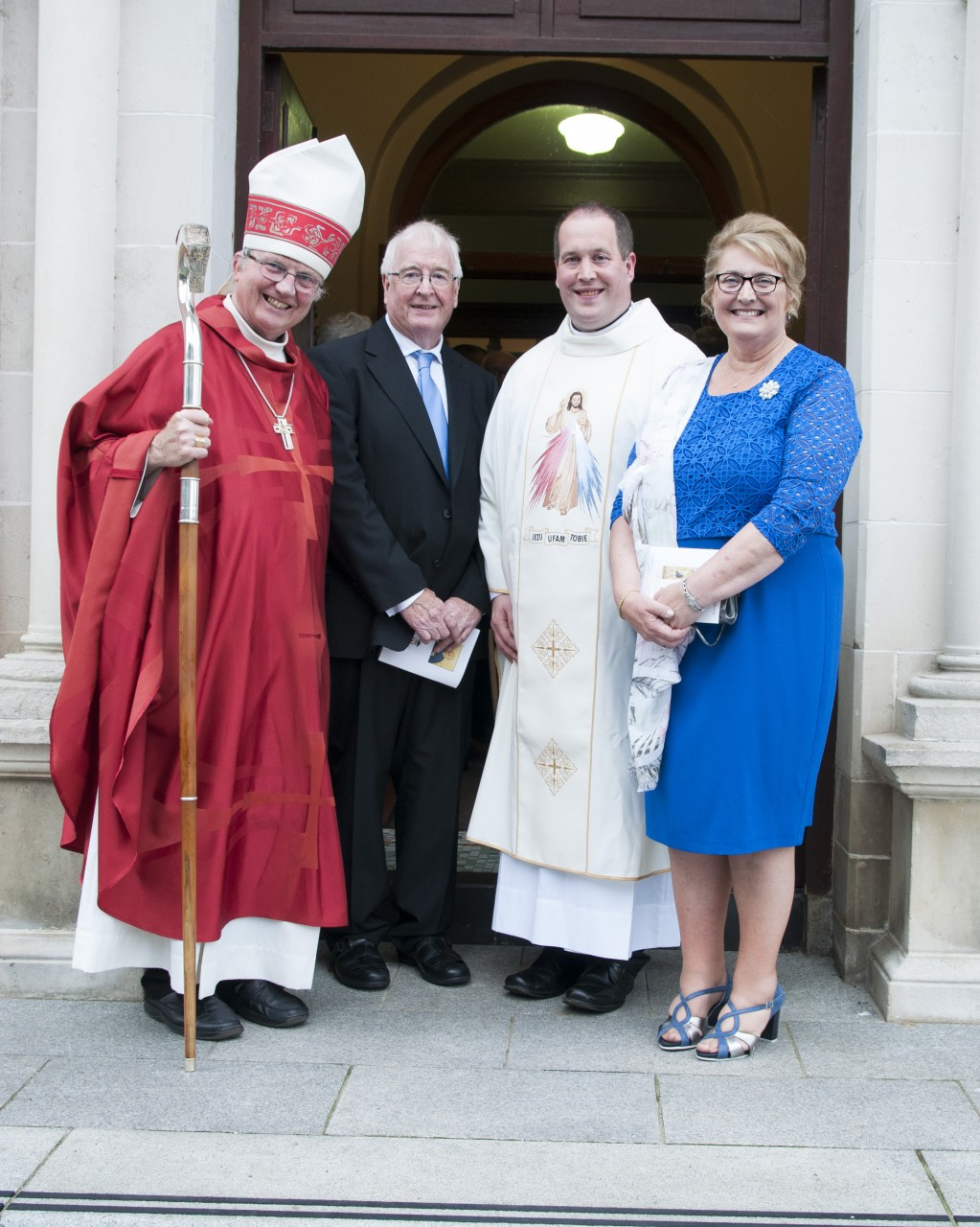 Homily - Ordination of Rev Charles Lafferty SAC - St Mary's Church Ardmore - 29th June 2017