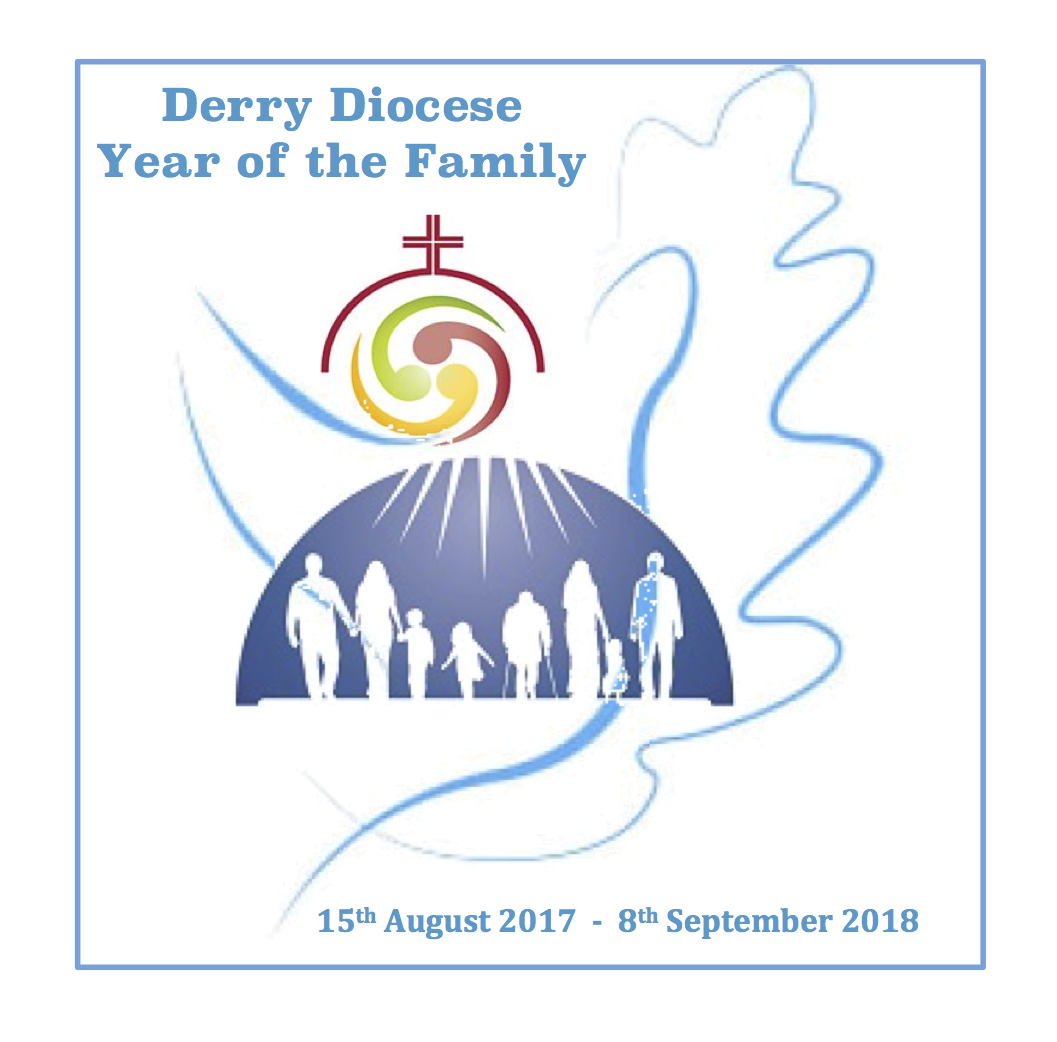 Derry Diocese to celebrate a 'Year of the Family' from 15th August 2017