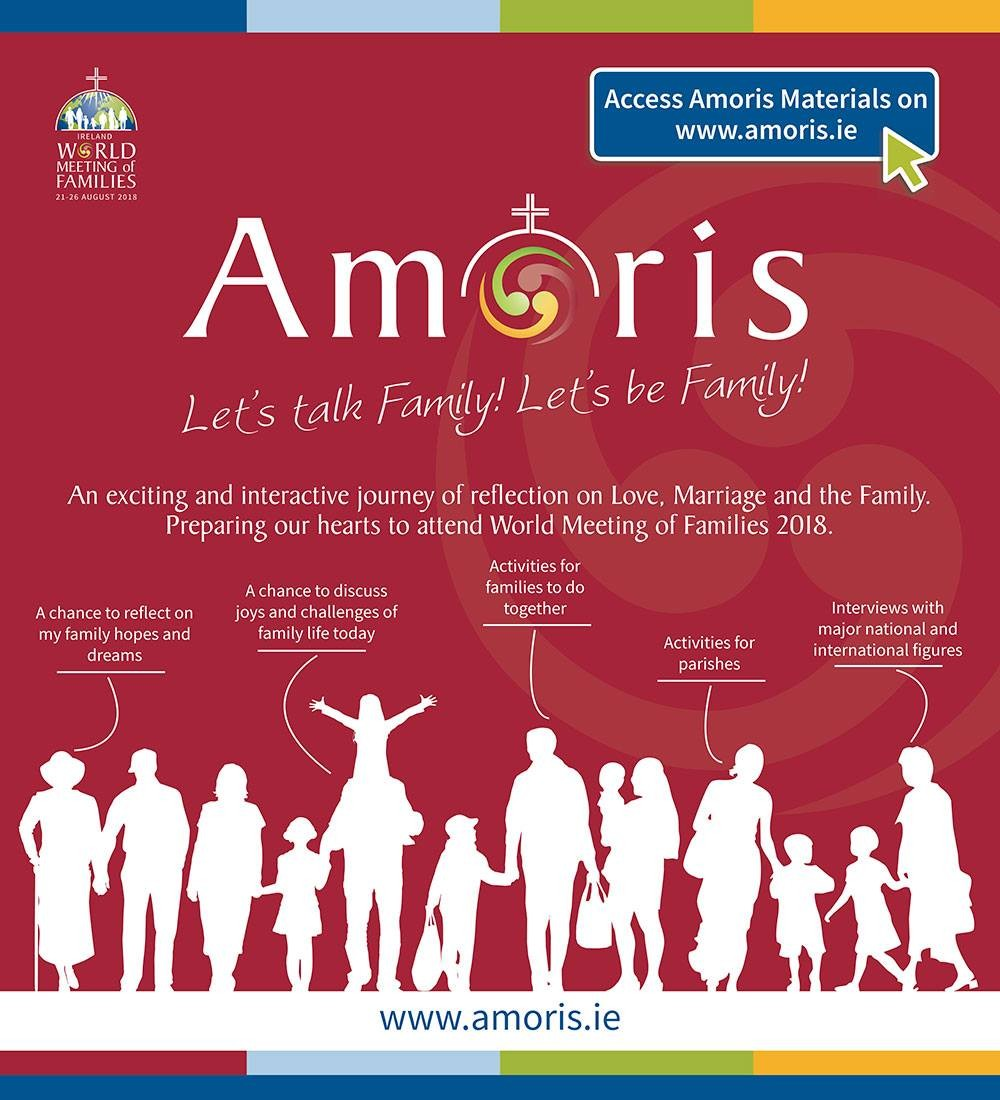 'AMORIS' Family Programme - Training Event for Parish Family Ministry Teams - 19th October 2017