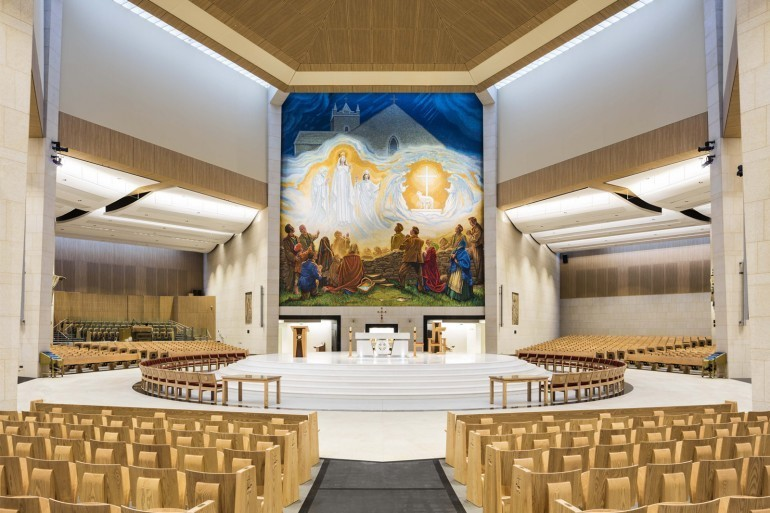 Knock Shrine is seeking a Faith Renewal Co-Ordinator