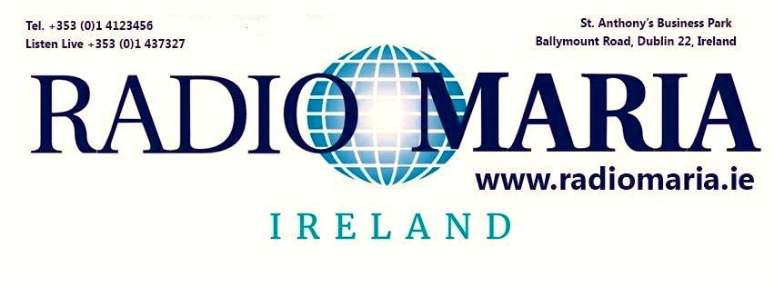 RADIO MARIA IRELAND - An Irish-run Catholic Talk-Radio Station.