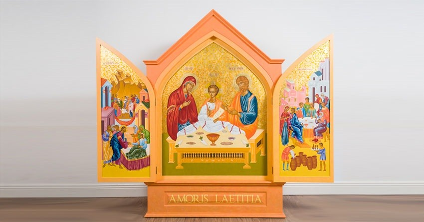 WMOF Official Icon to visit the Diocese - 5th to 15th March 2018