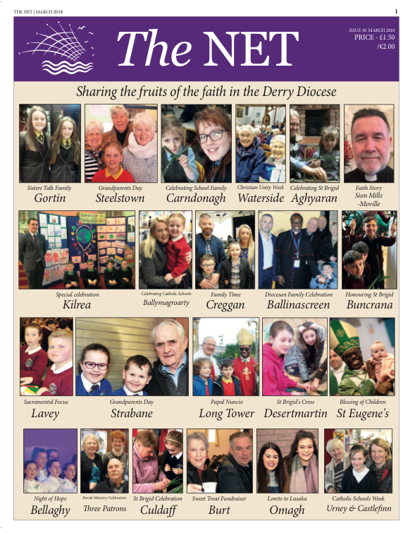 The Net - March 2018 - News and events from around the Diocese