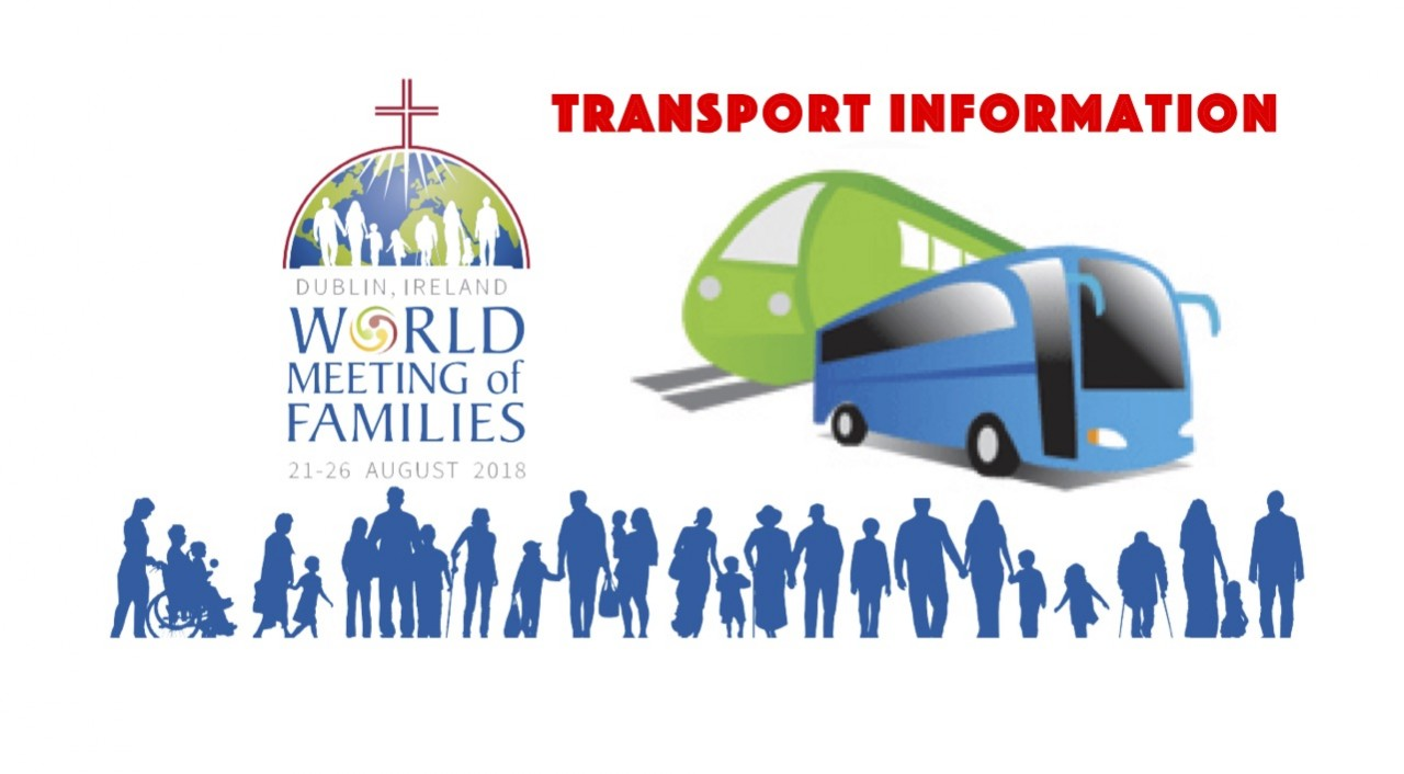 Transport Info from Derry Diocese to WMOF 2018