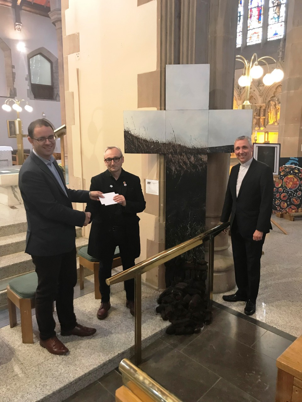 The Sister Aloysius Memorial Prize for Religious Art 2018