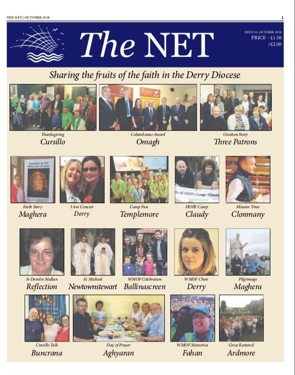 The Net - October 2018 edition now available...