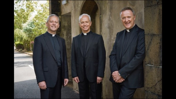 THE PRIESTS – CHRISTMAS CONCERT: Sacred Heart Church, Omagh - Sunday 30 December - 7.30 pm