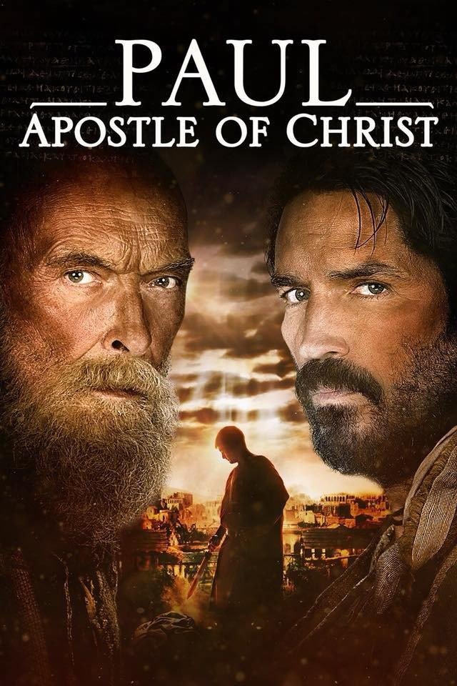 Paul - Apostle of Christ film at Termonbacca - 8th November 2018