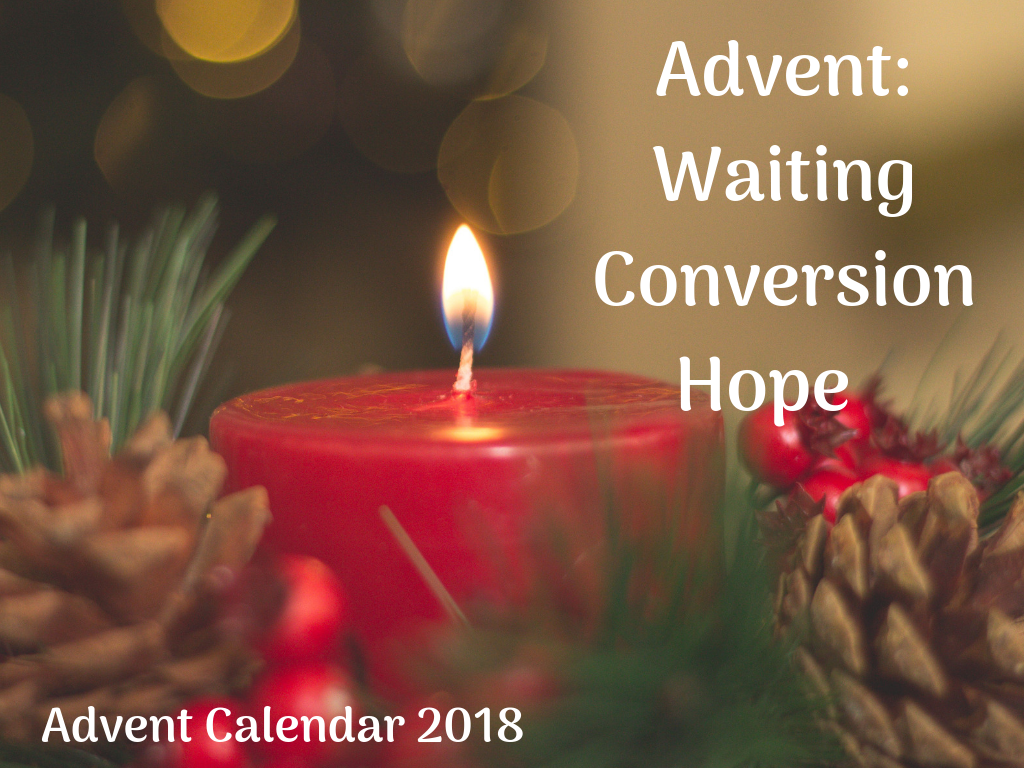 Online Advent Calendar goes live on Sunday 2nd December 2018