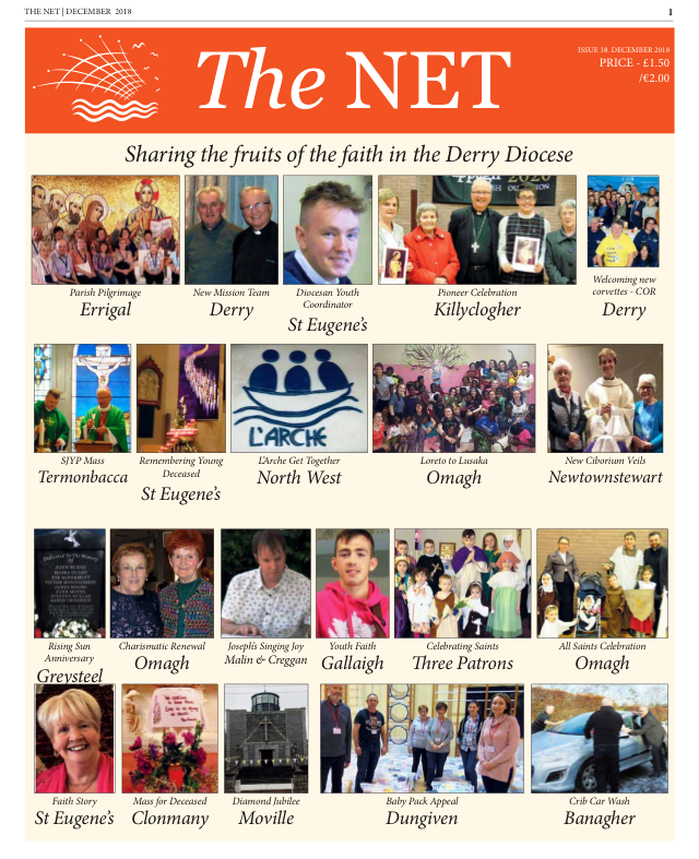 The Net -  December 2018 edition of now available.