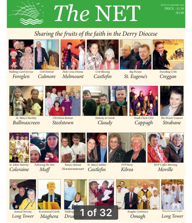 The Net - January 2019 Edition Available Now...