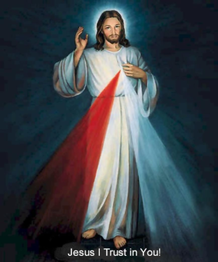 Divine Mercy Novena - starts Good Friday (19th April) to Sunday 28th April 2019