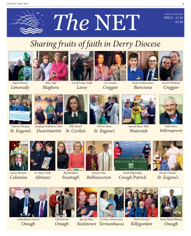 The Net - May 2019 Edition out now!