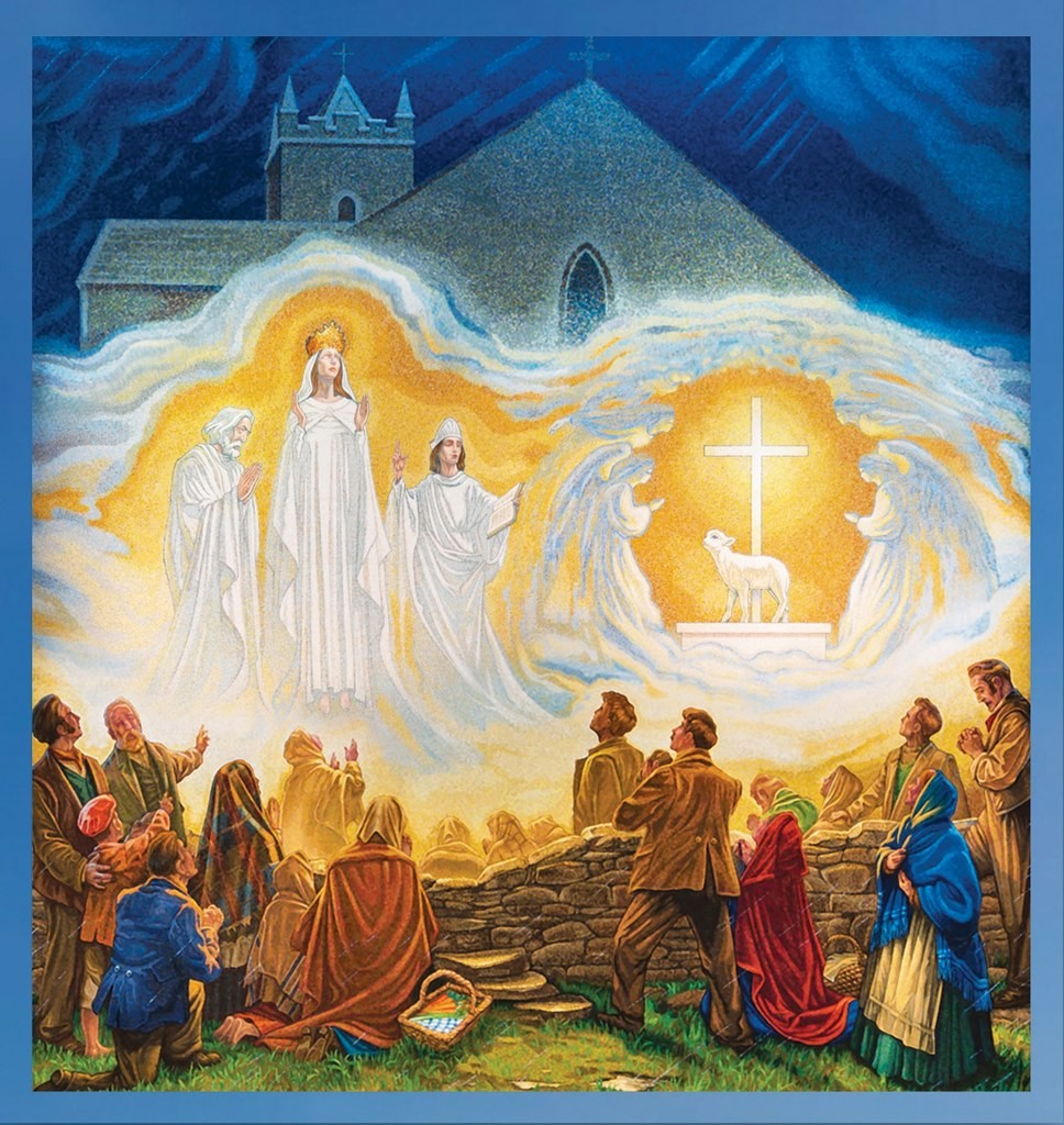 Adoration Apostolate National Pilgrimage to Knock Shrine - 14th-15th June 2019