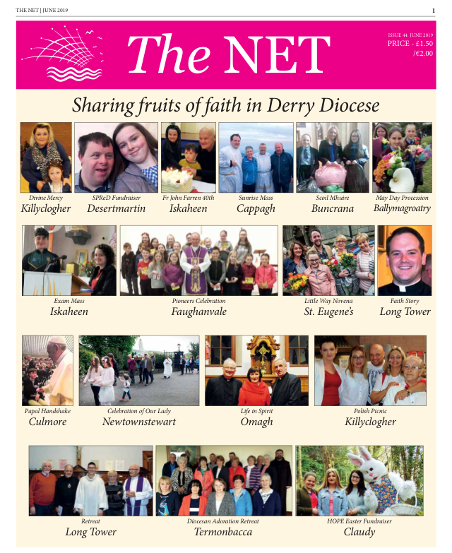 The Net - June 2019 edition available now!