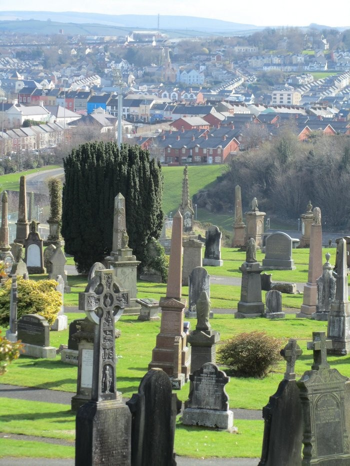 Cemetery Sunday - 30th June 2019 -  6pm - City Cemetery, Derry